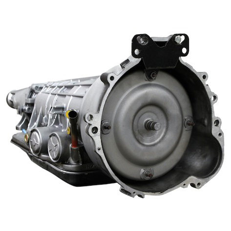 Remanufactured A4LD Transmission